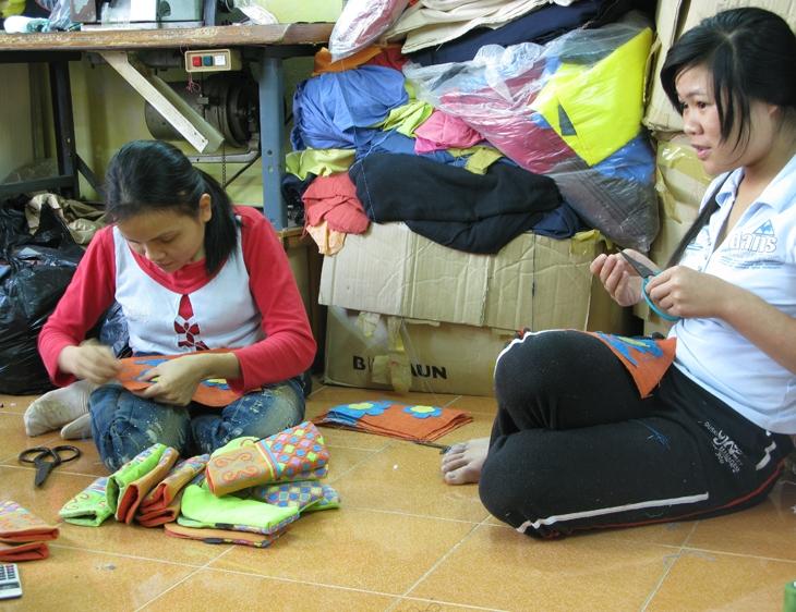 Wonderable - Over de makers - Craftlink - Vietnam - #1